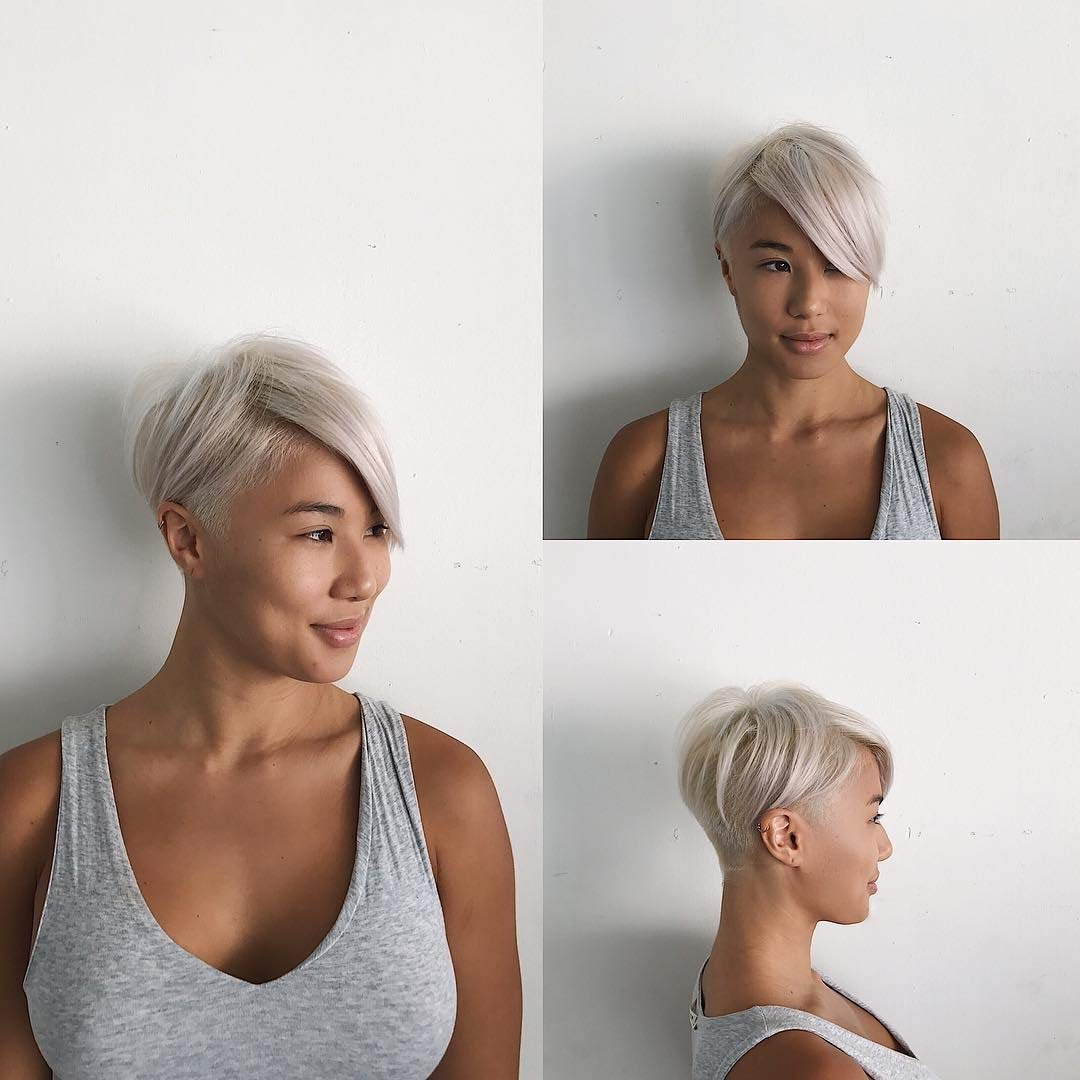 Beisd Short Pixie Cut Wigs With Bangs Mixed Blonde Brown Short Wig Synthetic Wigs For Black Women Mixed Blonde Short Buy Online In China At Desertcart