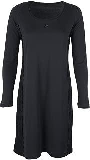 Nachthemd Nachtkleid Schlafkleid anthrazit Gr 36-44