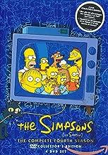 Les Simpson : L'Intégrale Saison 4 - Édition