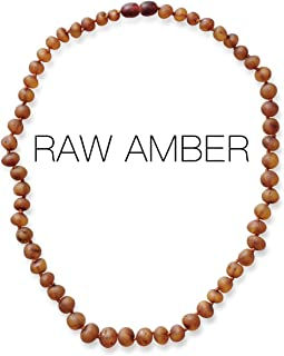 amber necklace for back pain