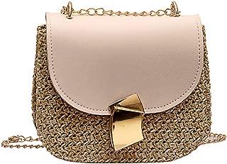 Women Fashion Wild Shoulder Bag ❀ Ladies Shaped Lock Messenger Handbag Totes Satchel Clearance Sale !