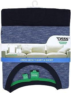 Duke D555 Mens Tyson Big Tall King Size Lounge Wear Set