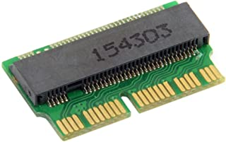 JSER 12+16pin 2014 2015 Macbook to M.2 NGFF M-Key SSD Convert Card for A1493 A1502 A1465 A1466
