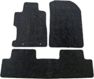 QianBao Front & Rear Nylon 3PC Car Floor Carpets Liner Floor Mat Fits Honda Civic 2006 2007 2008 2009 2010 2011