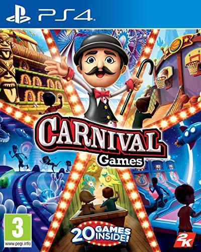 Carnival Games - PlayStation 4 [Importación inglesa]