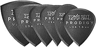Ernie Ball 1.5mm Black Multipack Prodigy Guitar Picks (P09342)