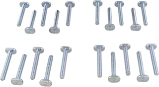 DCT Tee Bolt Set – 20 Pack 1-3/4in T Bolts for Woodworking, T Track Bolts Jig Bolts, 1/4in 20 Thread T Bolt