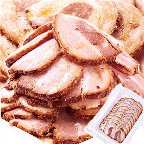 『手仕込み』 お肉屋さんの焼豚450g/送料無料/やきぶた/ヤキブタ/焼豚/焼き豚/冷凍A