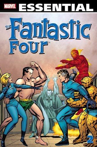 Essential Fantastic Four - Volume 2 by Marvel Comics (December 19,2001)