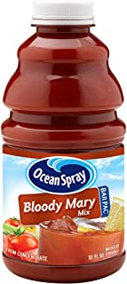 Ocean Spray Bloody Mary Mix, 32 Ounce Bottle (Pack of 12)