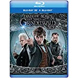 Fantastic Beasts: The Crimes of Grindelwald 3D [USA] [Blu-ray]