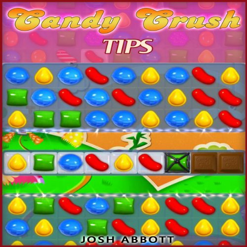 Candy Crush Tips audiobook cover art