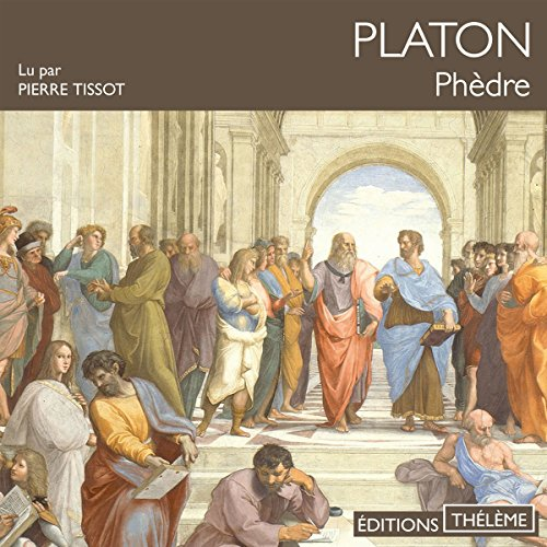 Phèdre audiobook cover art