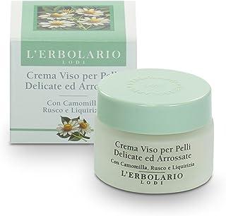 L´ERBOLARIO Crema delicada piel de manzanilla Espino Mirto y regaliz 1er Pack (1x 30ml)
