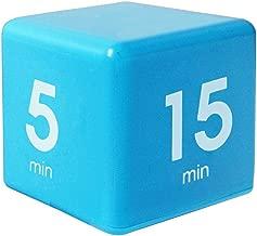 WensLTD 2017 New Clock Timer Alarm Cube Digital 5, 15, 30, 60 Minutes Time Management