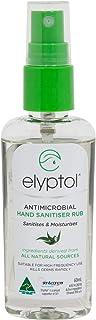 Elyptol Natural Antimicrobial Hand Sanitiser Gel | Natural and Hospital-Grade with Eucalyptus Oil, Sanitises and Moisturis...