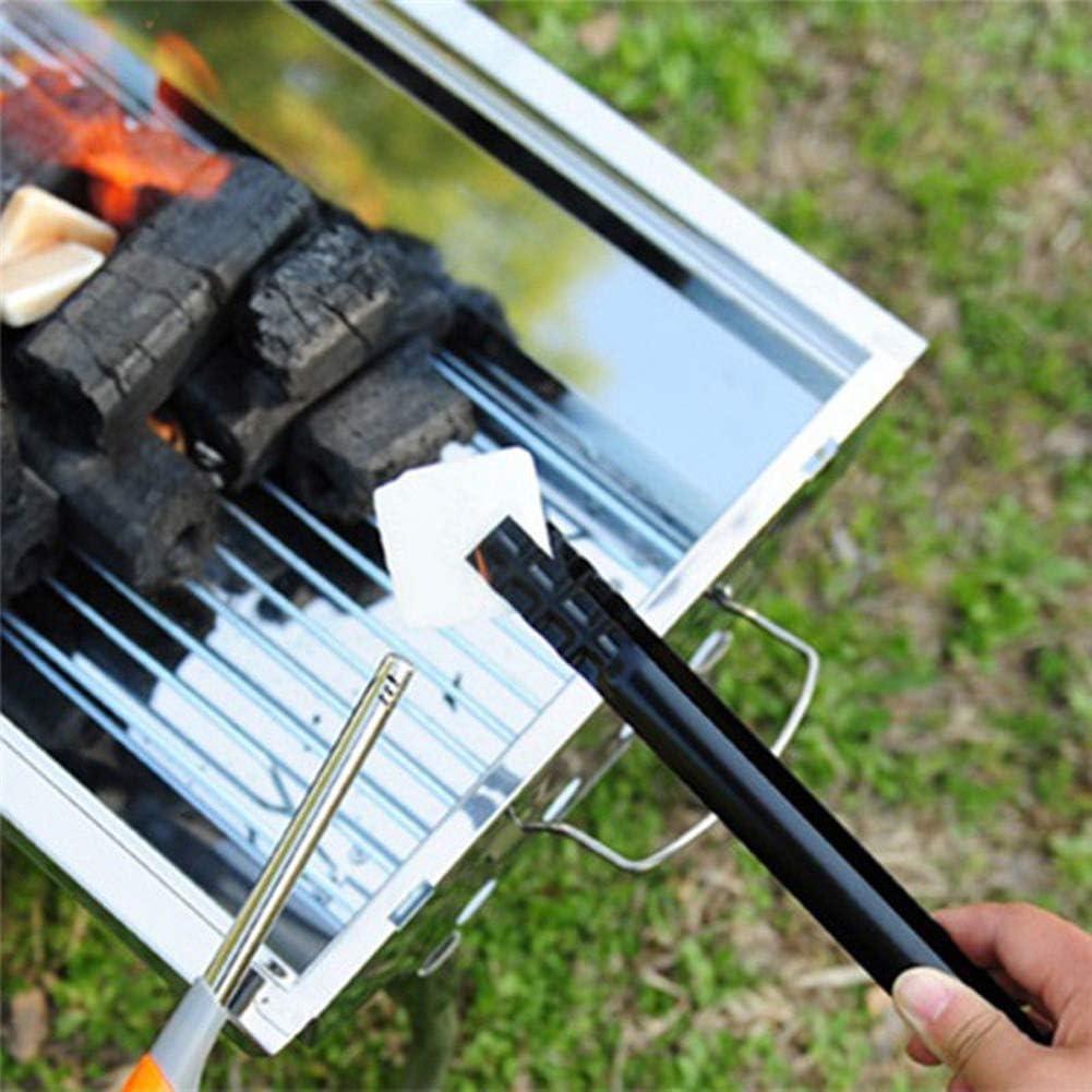 Pince à barbecue pour barbecue free size Noir Noir