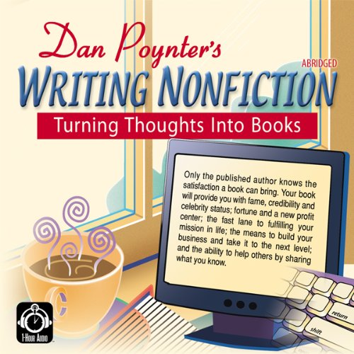 Writing Nonfiction audiobook cover art