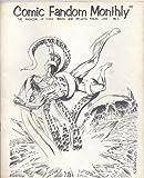 Comic Fandom Monthly # 5 (January 1972,Howard Chaykin)