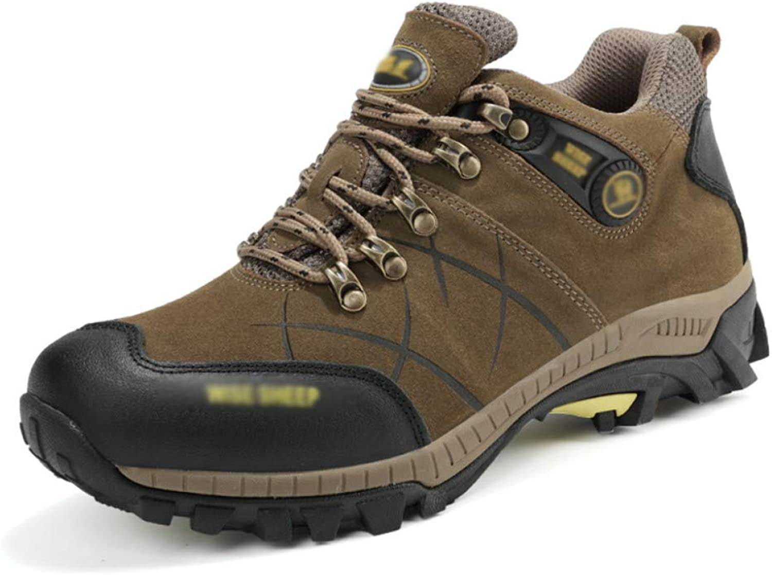 Hiking shoes Mens Autumn Trekking Sneakers Outdoor Mountain Sports Walking shoes Suitable For Men Casual Camping Boots