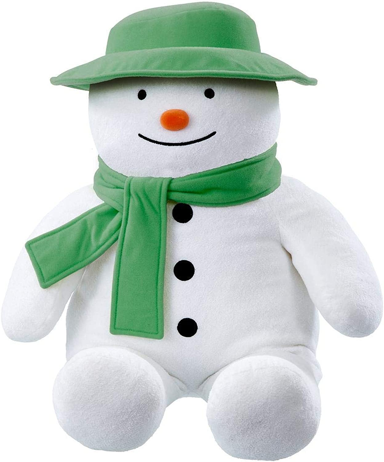 The Giant Snowman Plush Toy 70cm 27Inch