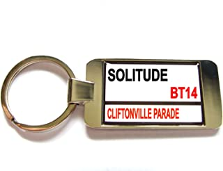 Cliftonville Street Sign Keychain