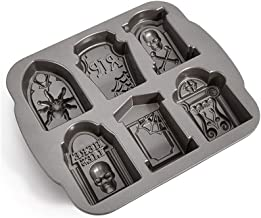 Martha Stewart Collection Tombstone Cakelets Cake Pan Halloween Party Bakeware