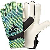 Adidas Herren Torwarthandschuhe X Training Torwart Handschuhe Yellow/Blue S90157, Größe:8