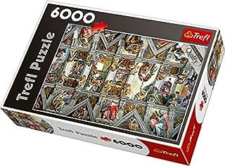 Trefl Sistine Chapel Jigsaw Puzzle (6000 Piece)