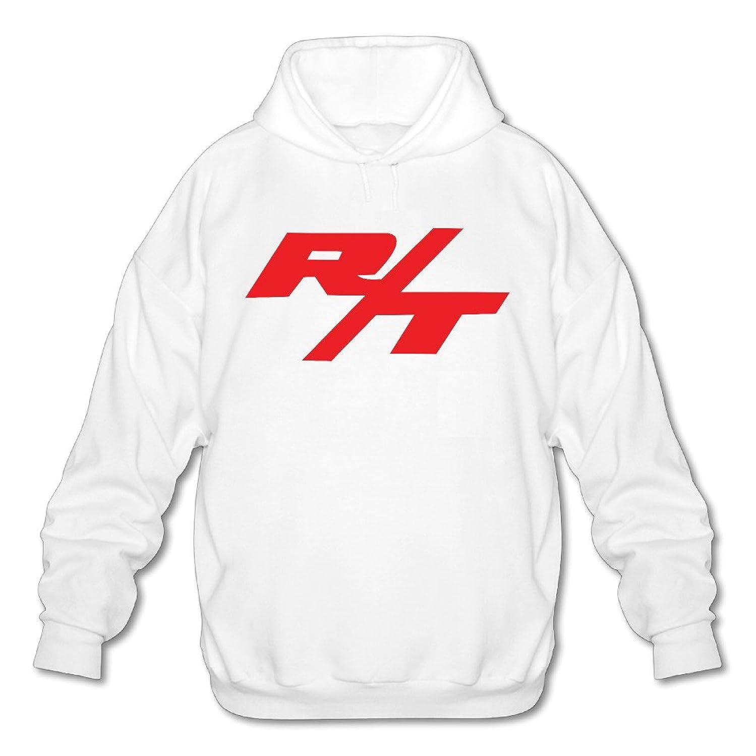 Men's R/T RT Dodge Logo Hooded Sweatshirt