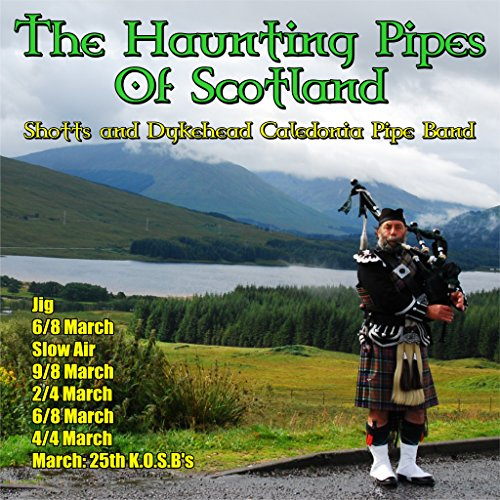 4/4 March: The Nut Brown Maiden / 6/8 March: Bonnie Dundee / 4/4 March: The Badge of Scotland / 6/8 March: The Hills of Caithness / 4/4 March: Jeannies Black E's / 6/8 March: Colonel Robertson / 4/4 March: The Meeting of the Waters