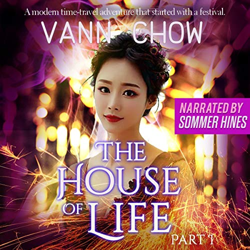 The House of Life, Book 1 cover art