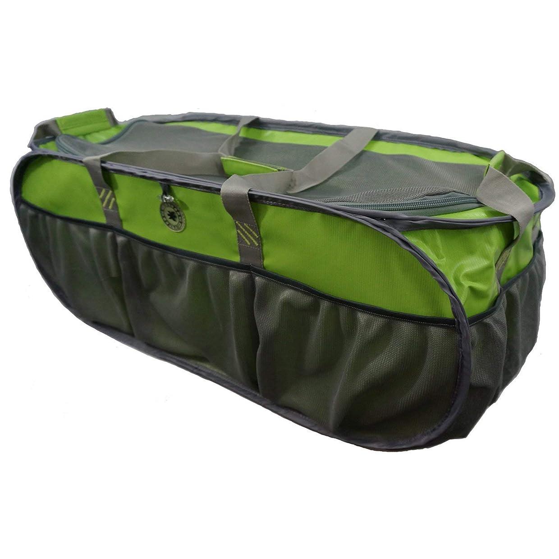 K-Cliffs Green Pop-Up Trunk Organizer | Heavy Duty Lining | Eco-Friendly Reusable rxrohcuujh0