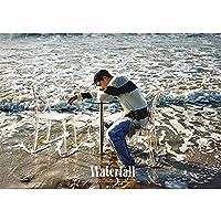 【公式ポスター】元iKONのB.I - 1集 「WATERFALL」OFFICIAL POSTER [Seaside Ver.] [ポスター専用ケース] 59cm x 42cm Kstargate限定