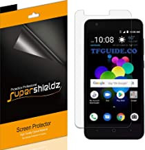 (6 Pack) Supershieldz for ZTE Blade T2 Lite Screen Protector, High Definition Clear Shield (PET)