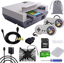 $62 » GeeekPi RETROFLAG NESPi 4 Case Kit, Raspberry Pi 4 Case with SSD CASE, HDMI Splitter Switch & Cooling Fan & Heatsinks & US...