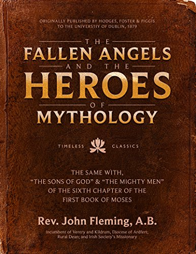The Fallen Angels and Heroes of Mythology