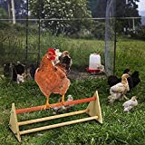 ASPEIKE Chick Perch, Wooden Chicken Stand...