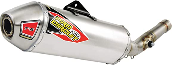 Pro Circuit 0121445A T-6 Slip-On Exhaust