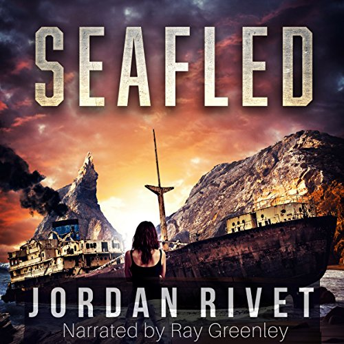 Seafled audiobook cover art