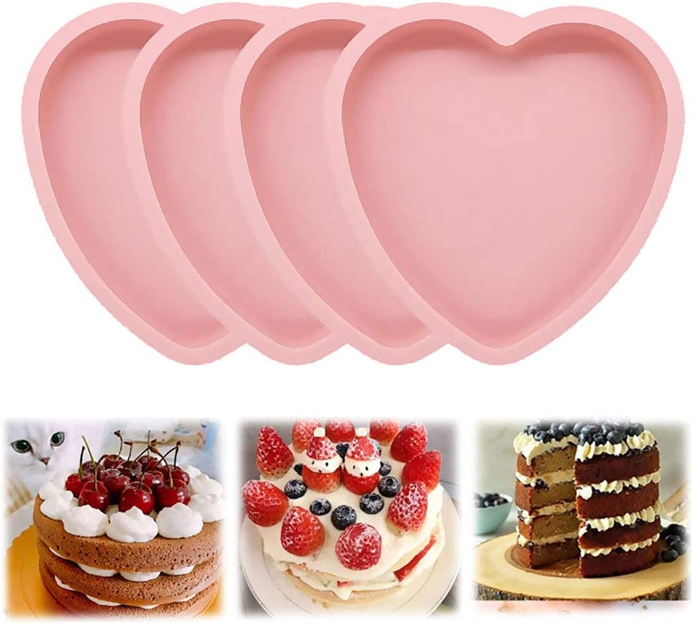 Bakeware sale Mezzanine Mould Silica Gel Pan Cake Round He Sales for sale