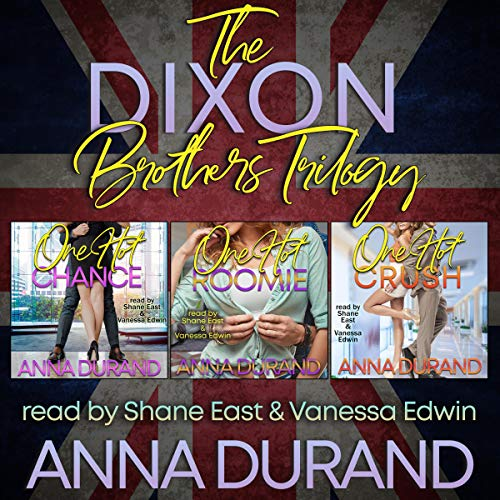 The Dixon Brothers Trilogy cover art