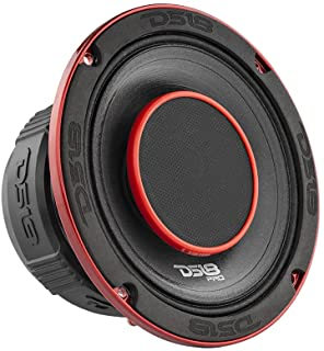"""$89 » DS18 PRO-HY6.4B 6.5"""" Hybrid Mid-Range Car Audio Loudspeaker with 1"""" VC Built-in Compression Driver Horn and Water Resistan..."""