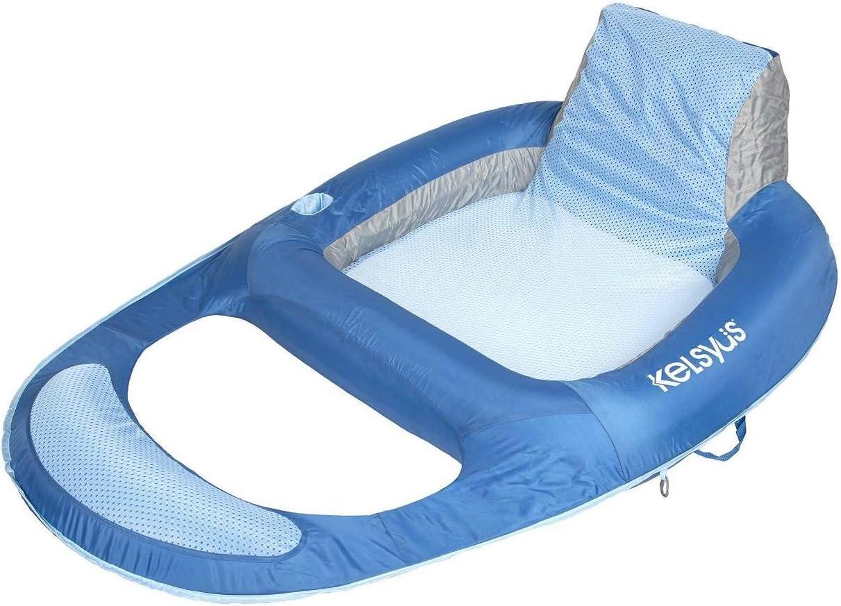 Kelsyus Floating Lounger Pool Float : Toys & Games