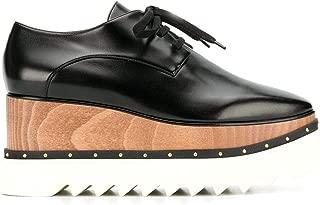 Stella McCartney Luxury Fashion Womens 580197W0XH01000 Black Lace-Up Shoes | Fall Winter 19