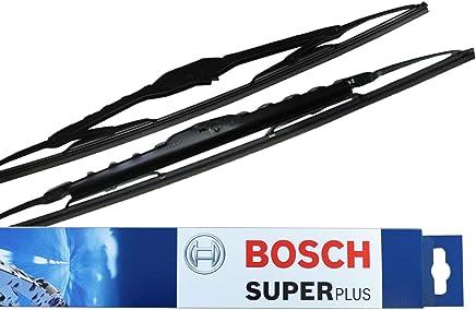 Bosch 3397001584 Twin Spoilers 584S - Limpiaparabrisas (2 unidades, 530 mm y 475 mm