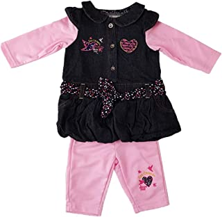 7e10aca3b4648 Lee Cooper Ensemble Bebe LC IK Ballon 3-24 Mois Light Pink