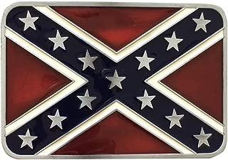 New Enamel Union Jack Flag UK Flag Western Star Vintage Belt Buckle