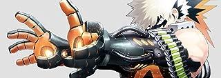 XXW Artwork My Hero Academia Bakugou Katsuki Poster Blasting/Explosion/My Hero Academia Season 3 Prints Wall Decor Wallpaper