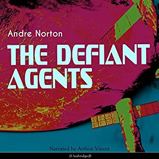 The Defiant Agents (Time Traders 3) audiobook cover art